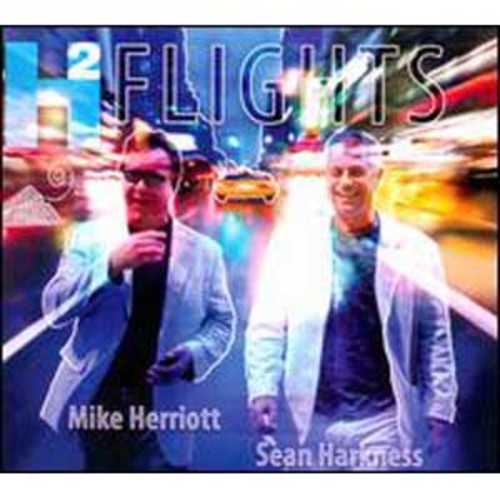 Flights, Vol. 1 By Mike Herriott/Sean Harkness/H2 (Audio CD)