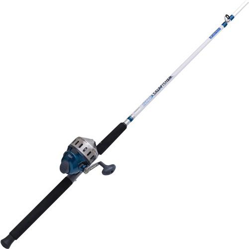 Zebco 808 Saltfisher Spincast Combo
