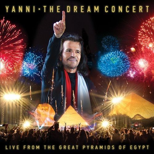 The Dream Concert: Live from the Great Pyramids of Egypt [CD & DVD]