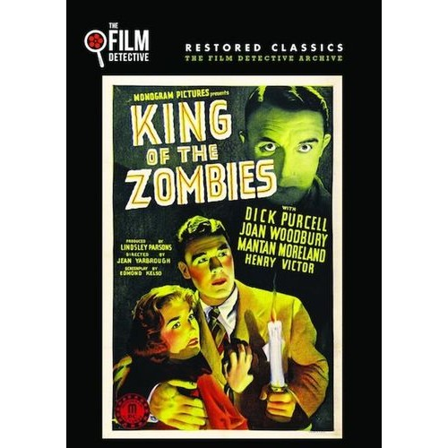 King of the Zombies [DVD] [1941]