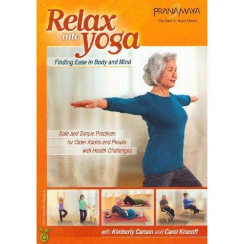 Pranamaya: Relax Into Yoga (DVD) 2012