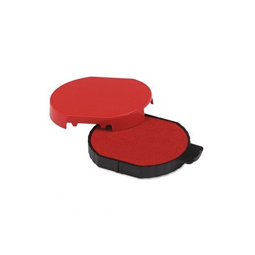 Trodat T5415 Stamp Replacement Ink Pad, 1-3/4, Red