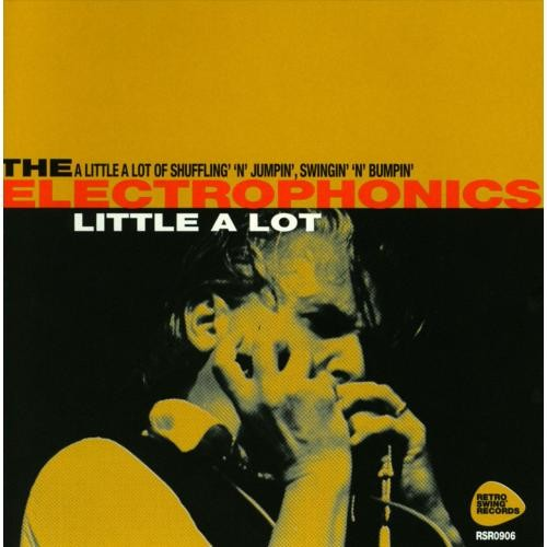 Little A Lot [CD]