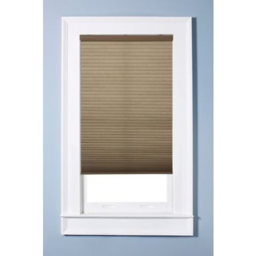 Top Blinds Cordless Light Filtering Cellular Shade; 24'' W x 72'' L