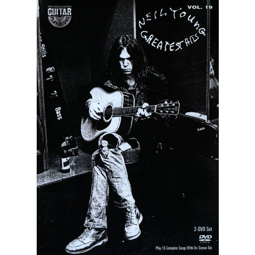 Guitar Play-Along, Vol. 19: Neil Young - Greatest Hits [DVD] [2013]