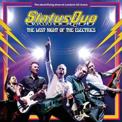 The Last Night of the Electrics [CD]