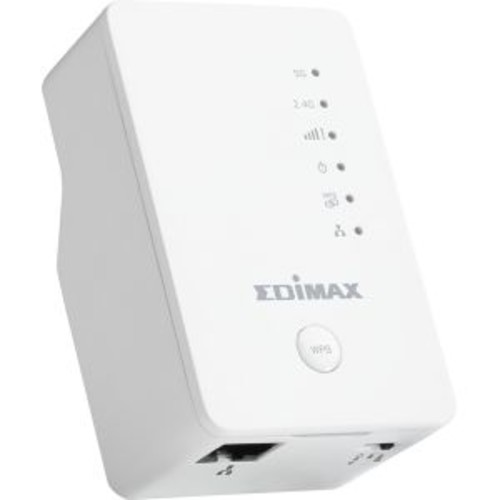 Edimax Smart AC750 Dual-Band Wi-Fi Extender/Access Point/Wi-Fi Bridge