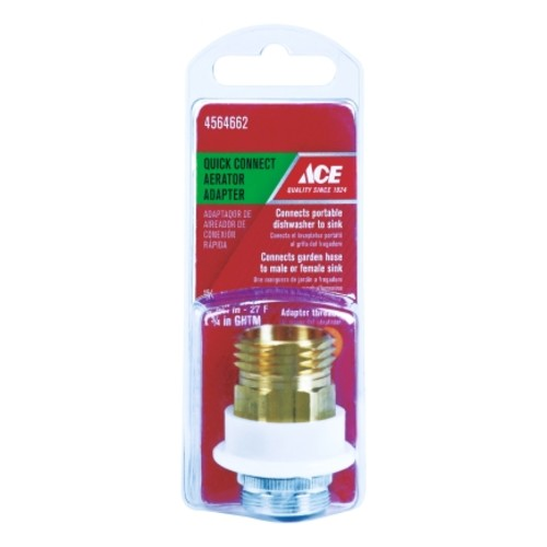 ACE Quick Connect Adapter 15/16 in. x 3/4in. GHTM(9DA0010521)