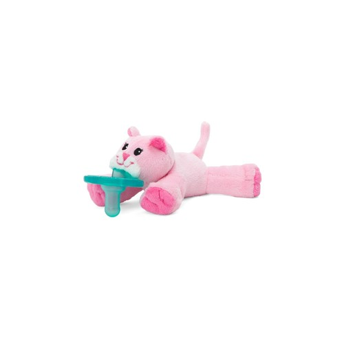 Pink Kitty Infant Pacifier