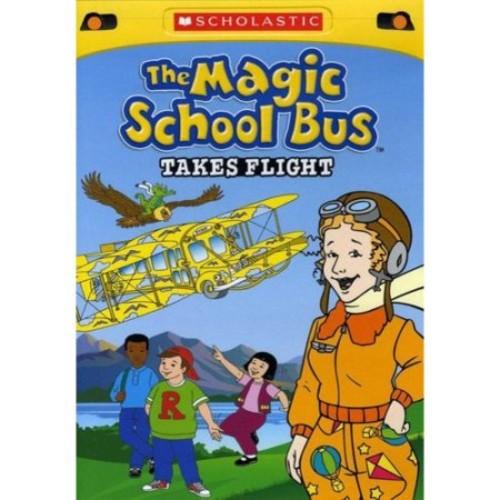 The Magic School Bus: Takes Flight [DVD]