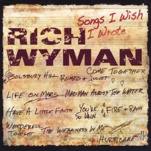 Songs I Wish I Wrote [CD]