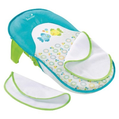 Summer Infant Folding Bath Sling with Warming Wings
