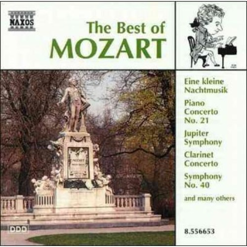 Precision Series Classical Various - Best of Mozart