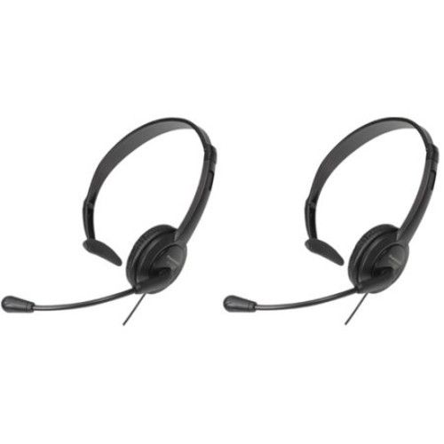 Panasonic KX-TCA400 for AT&T Phones (2-Pack) Over The Head Headset