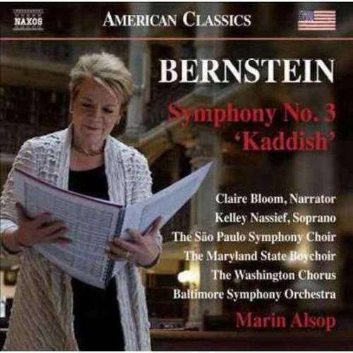 Marin Alsop - Bernstein: Symphony No. 3