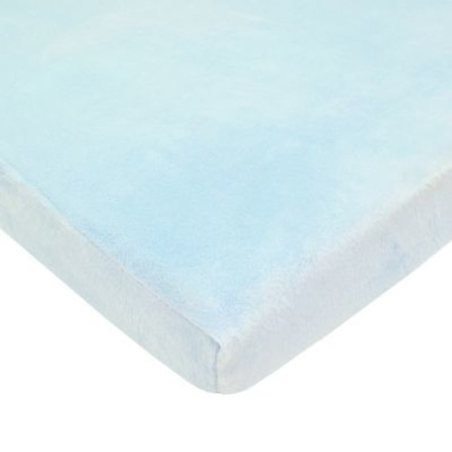 TL Care Soft Chenille Mini Crib Sheet