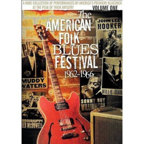 The American Folk Blues Festival 1962-1965, Vol. 1 1