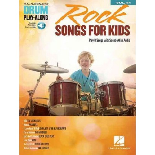 Rock Songs for Kids (Paperback)