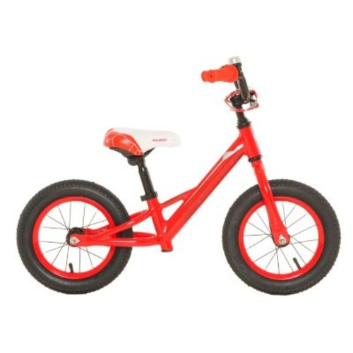 Vilano Balance Bike Lightweight Aluminum Frame, 12-Inch Wheels [Red]