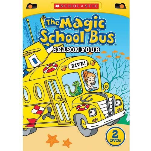 The Magic School Bus: Season 4