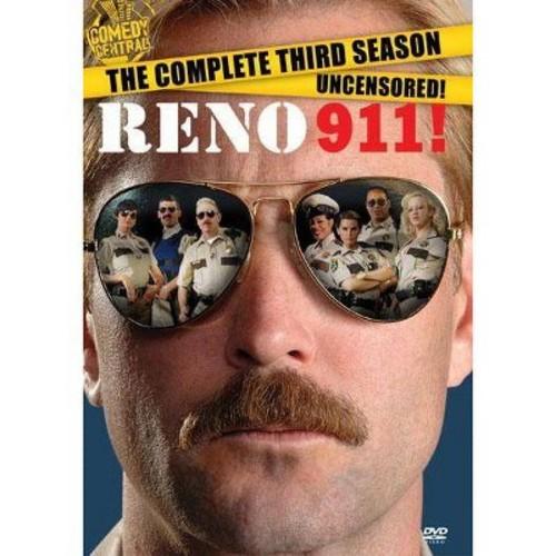 Reno 911!: The Complete Third Season [Uncensored] [2 Discs]