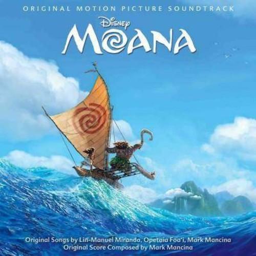 Various - Moana (Ost) (CD)