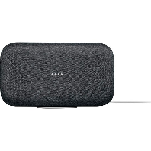 Google - Home Max - Charcoal