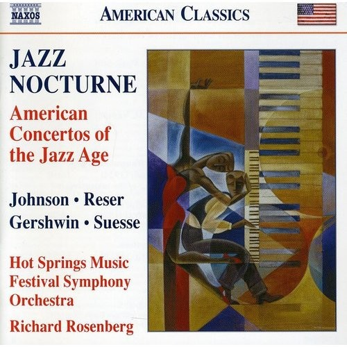 Jazz Nocturne: American Concertos of the Jazz Age [CD]
