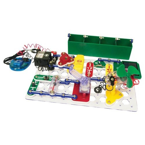 Snap Circuits Alternative Energy Green [Standard Packaging]