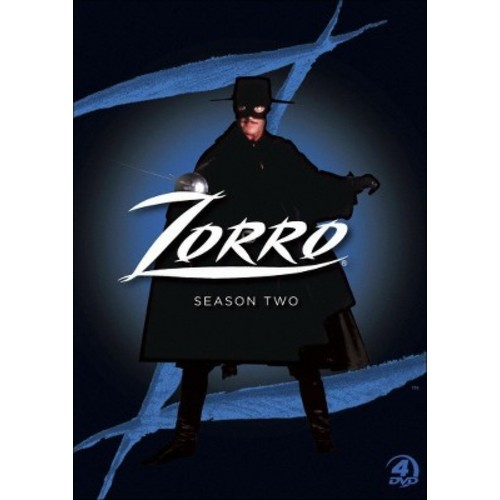 Zorro: The Complete Season 2 [4 Discs]