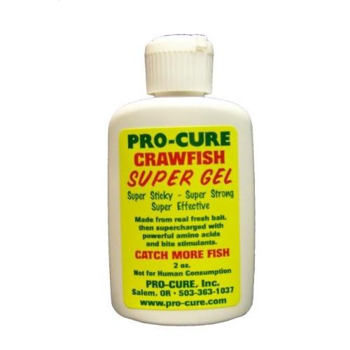 Pro-Cure Crawfish Super Gel, 2 Ounce