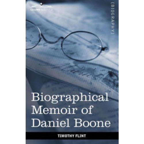 Biographical Memoir Of Daniel Boone