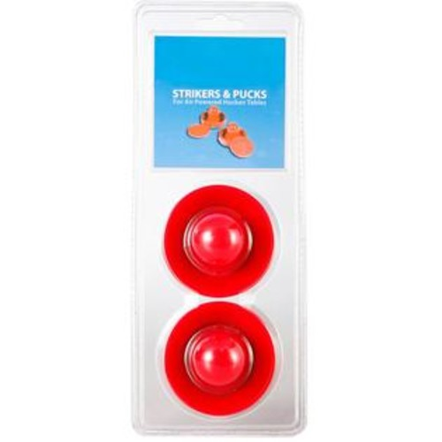 Blue Wave Hathaway Air Hockey 3-inch Strikers and 2.5-inch Puck Set