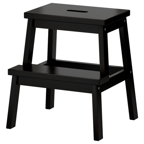 BEKVM Step stool, black