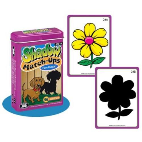 Super Duper Shadow Match-Ups Fun Deck Cards
