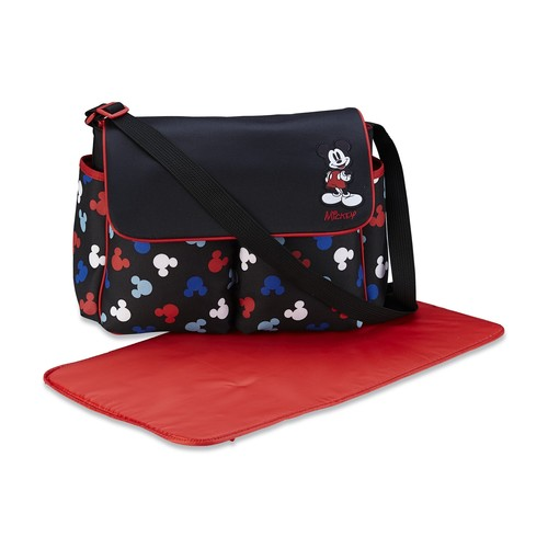 Disney Mickey Mouse Infant's 3-Piece Diaper Bag Set - Silhouettes