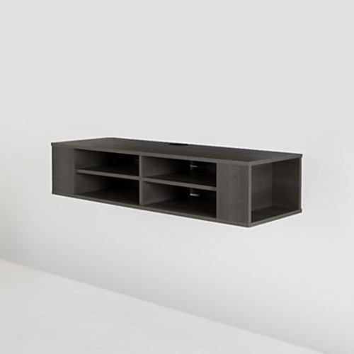 South Shore City Life Particleboard Wall-Mounted Media Console For TVs Up To 48
