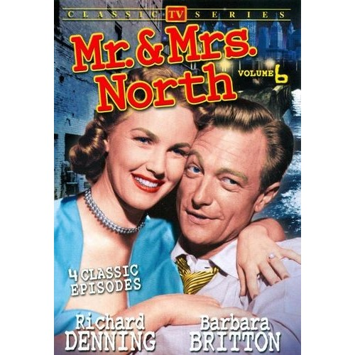 Mr. & Mrs. North, Vol. 6
