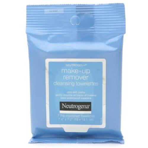 Neutrogena Makep Remover Cleansing Towelettes (Pack of 7)