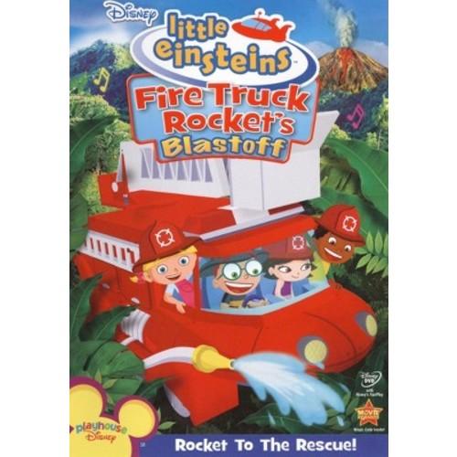 Little Einsteins: Fire Truck Rockets Blastoff! (DVD) [Little Einsteins: Fire Truck Rockets Blastoff! DVD]