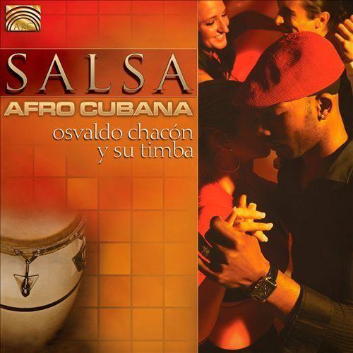 Salsa Afro Cubana [CD]