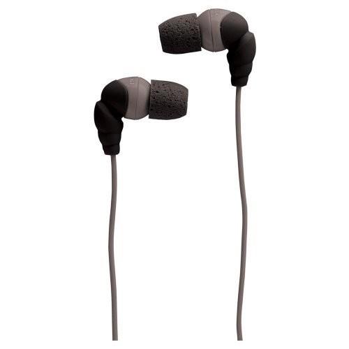 Memorex Stereo Earbuds, LIVE, EB110, Black, Blister Pack