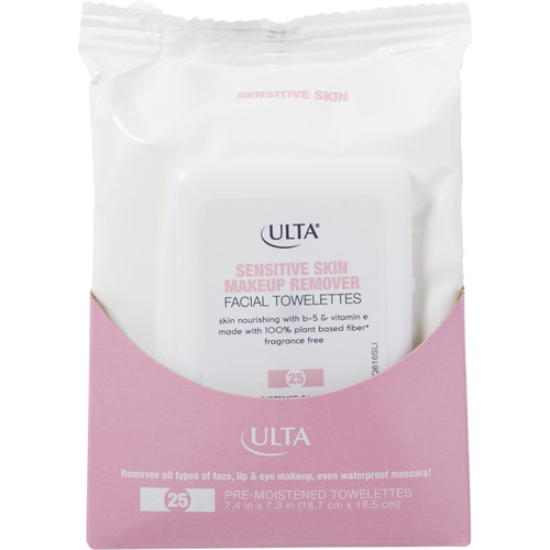 Sensitive Skin Facial Cleansing Towelettes