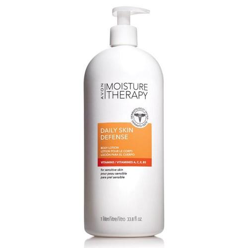 Moisture Therapy Bonus-Size Daily Skin Defense Body Lotion