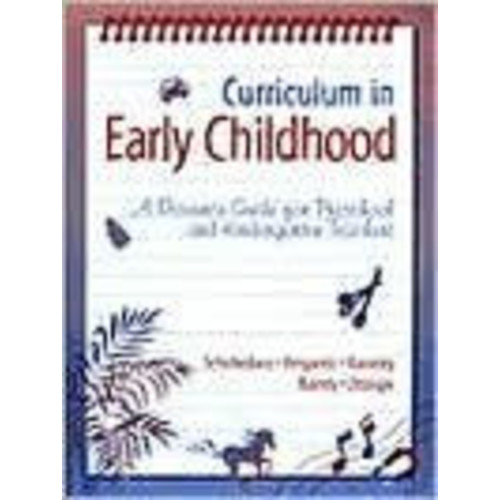 Curriculum in Early Childhood: A Resource Guide for Preschool and Kindergarten Teachers / Edition 1