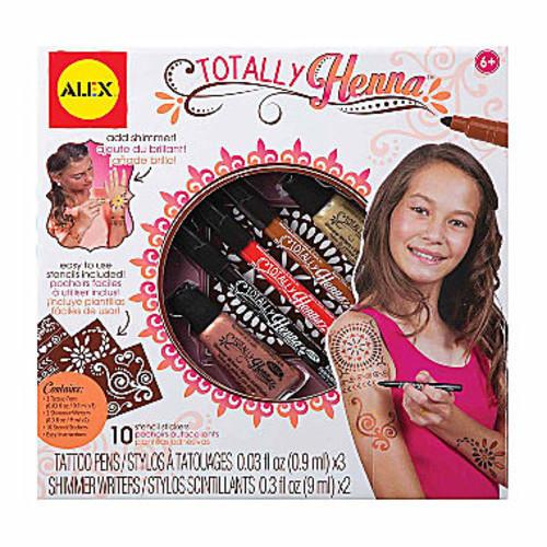 Alex Toys Spa Totally Henna 16-pc. Beauty Toy