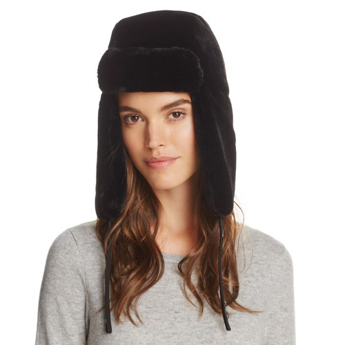 Plush Trapper Hat - 100% Exclusive