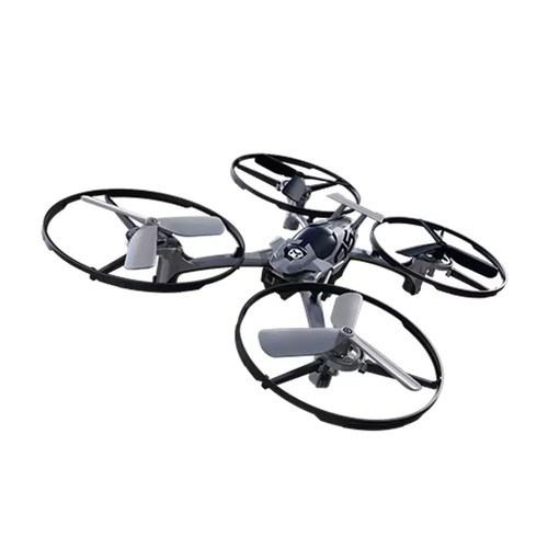 Sky Viper Remote Control Hover Racer Gaming Drone - 2.4 GHz Black