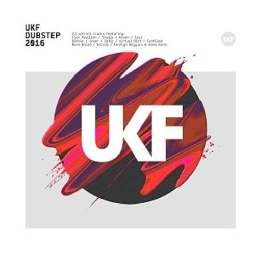 UKF Dubstep 2016 [CD]