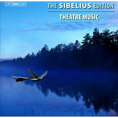 The Sibelius Edition, Vol. 5: Theatre Music [CD]